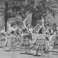 Fiestas de Pliego antiguo