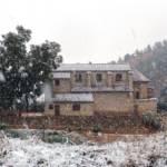 ermita nevando