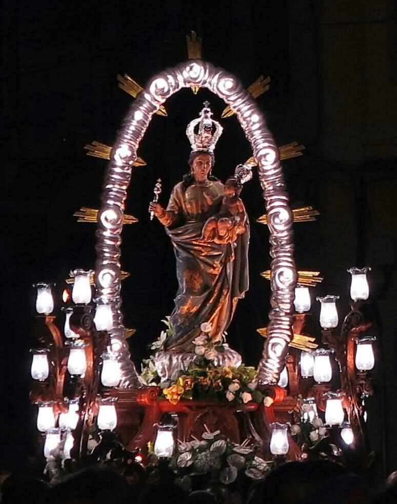 Semana Santa en Pliego