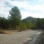 Vista del camping de Pliego 3