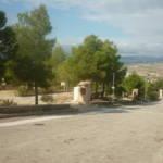 Vista del camping de Pliego 2