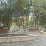 Vista del camping de Pliego 1