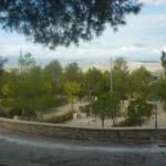 Vista del camping de Pliego 5
