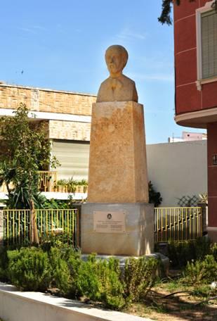 busto de federico balart