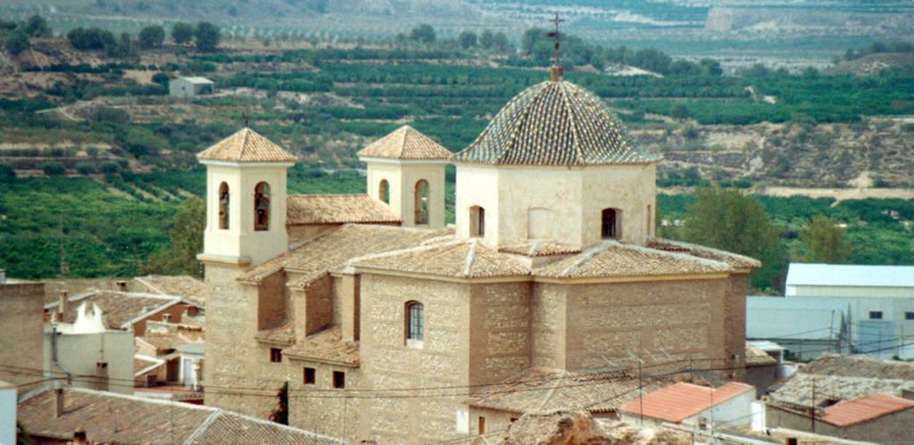Iglesia de Santiago Apostol Pliego