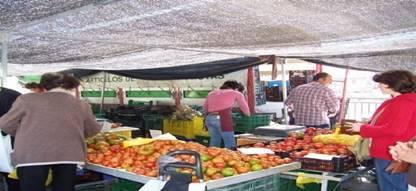 mercado de los viernes