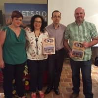 Presentacion del libro Paco Escudos Sept 2015