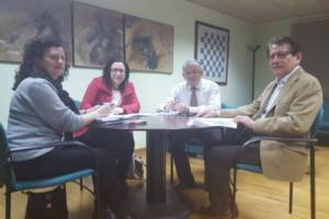 Reunión Dirección General de Deportes