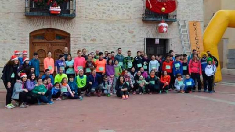 Carrera San Silvestre 2015