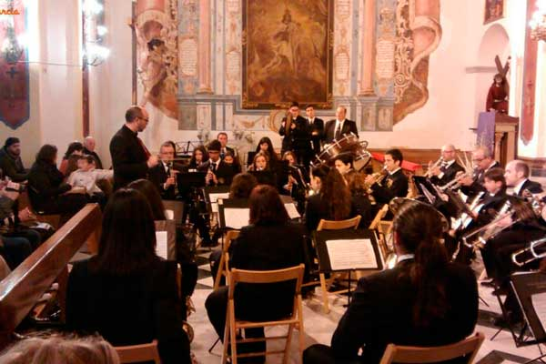 Concierto Banda Semana Santa