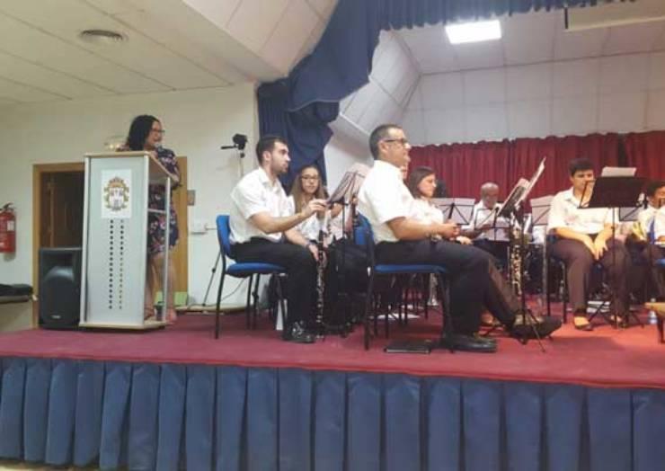 Concierto Socios B Música