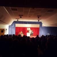 Actuación Paco Jones Navidad 2015