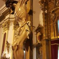 Bendición del Cristo del Amor