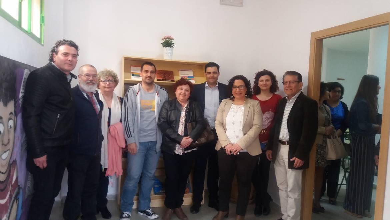 Nuevas Aulas para el Centro de Educación de Adultos de Pliego (31/03/2017)