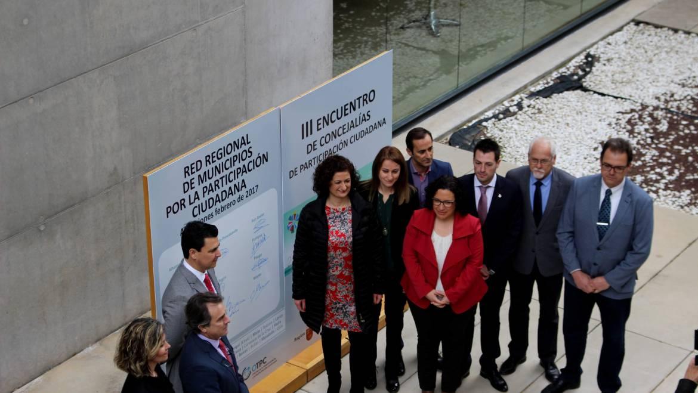 FIRMA DEL CONVENIO DE PARTICIPACIÓN CIUDADANA (17/02/2017)