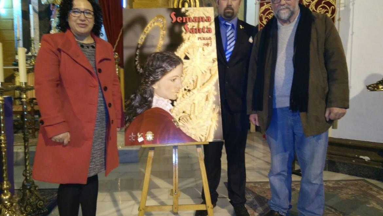 PRESENTACIÓN DEL CARTEL DE LA SEMANA SANTA DE PLIEGO 2017 (04/03/2017)