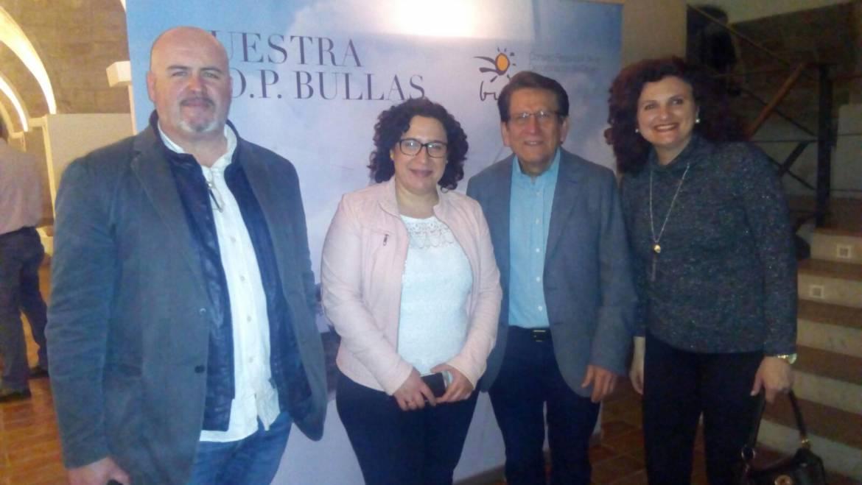 INAUGURACIÓN DE LA X MUESTRA DE LA DOP BULLAS (13/03/2017)