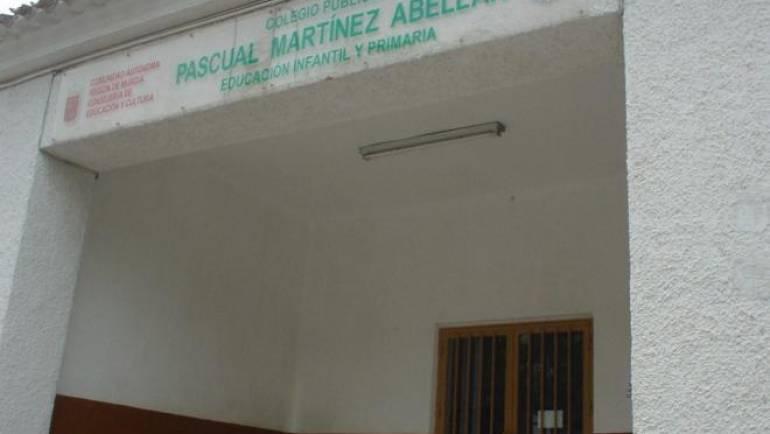 EL PLAZO DE ADMISIÓN DE ALUNMOS PARA EL CURSO 2017/2018 EN EL CEIP PASCUAL MARTINEZ ABELLAN SE ABRE EL 23 DE MARZO.