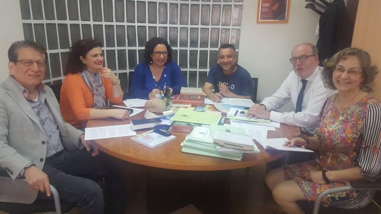 El Ayuntamiento de Pliego coordina con la Consejería de Sanidad un Plan de Prevención de Enfermendades y Promoción de la Salud (04/04/2017)