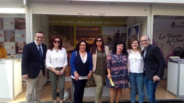 La Mancomunidad Turística de Sierra Espuña participa en 3ª Muestra de Turismo Regional (17/04/2017)