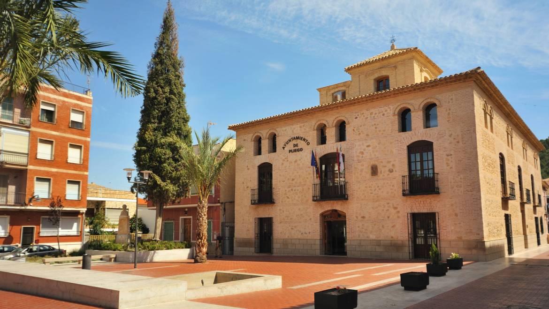 """El Ayuntamiento de Pliego recibirá 70.649,69 euros para el programa de empleo agrario """"Consejos Comarcales 2017"""""""