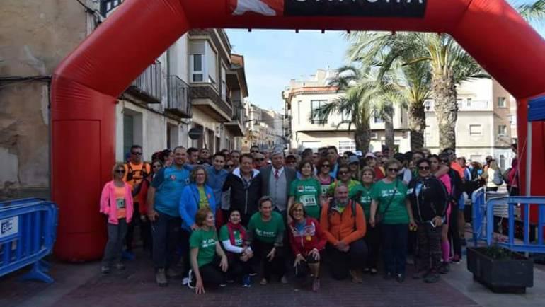 IV Ruta y Carrera de montaña benéfica a favor de la Asociación Española Contra el Cáncer (23/04/2017)