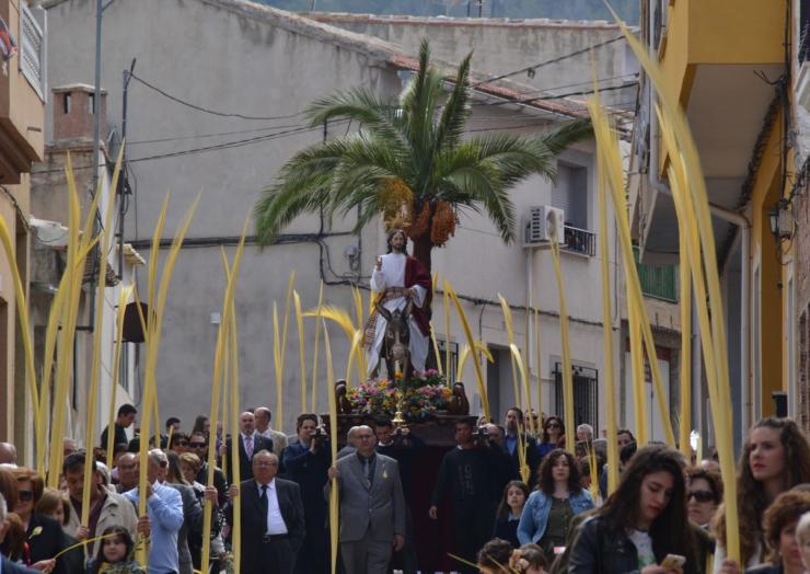 """Fin de semana de actos y preparativos previos a la celebración de """"Semana Santa 2017"""""""