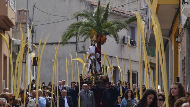 Fin de semana de actos y preparativos previos a la celebración de «Semana Santa 2017»