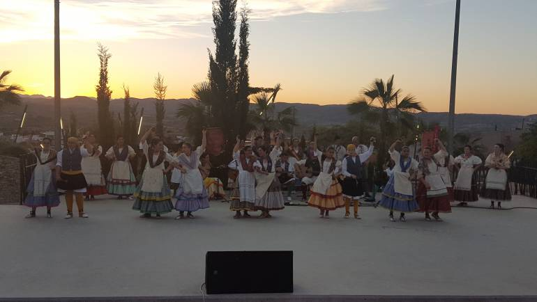 """Celebración del XII Festival de Folclore Infantil """"Villa de Pliego"""""""