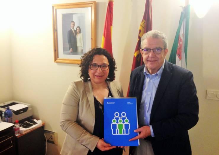 El Ayuntamiento de Pliego estudia aplicar bonificaciones en el IBI para las familias numerosas. (25/05/2017)