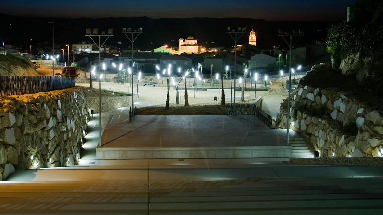 Presentado el Proyecto de la Memoria descriptiva para  renovar la instalación del alumbrado público