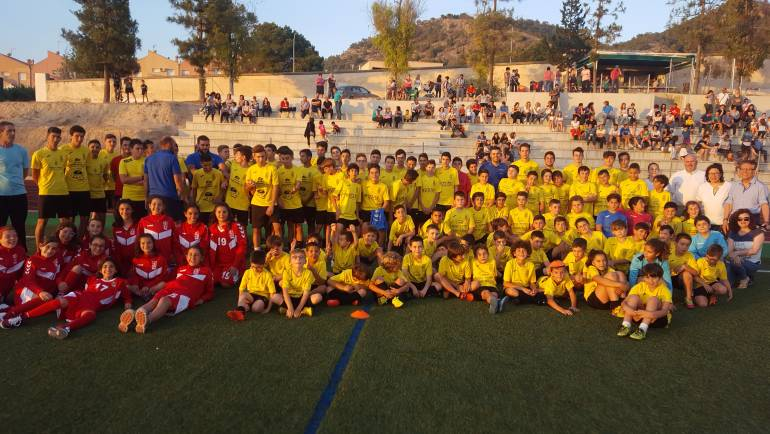 Clausura de la temporada deportiva 2016/2017