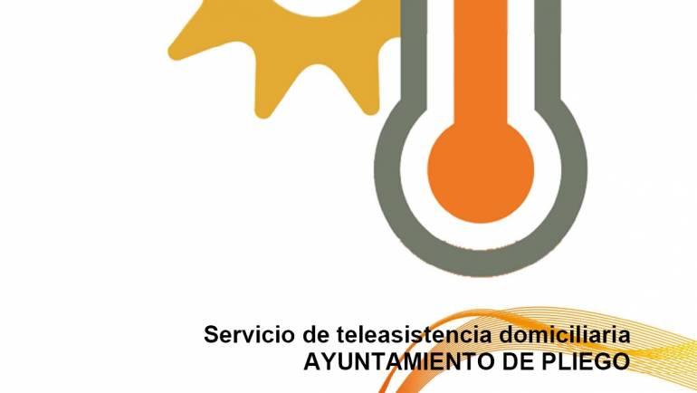 Plan de medidas de temperaturas extremas del Servicio de Teleasistencia Domiciliaria (Tunstall Televida).
