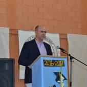 """Acto de clausura de curso 2016/2017 y graduación """"IES Federico Balart"""""""