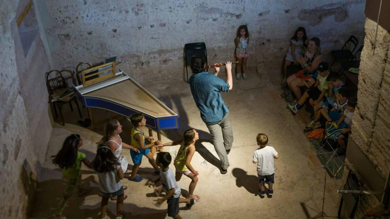 Concierto Infantil de Festival de Música Antigua en Pliego