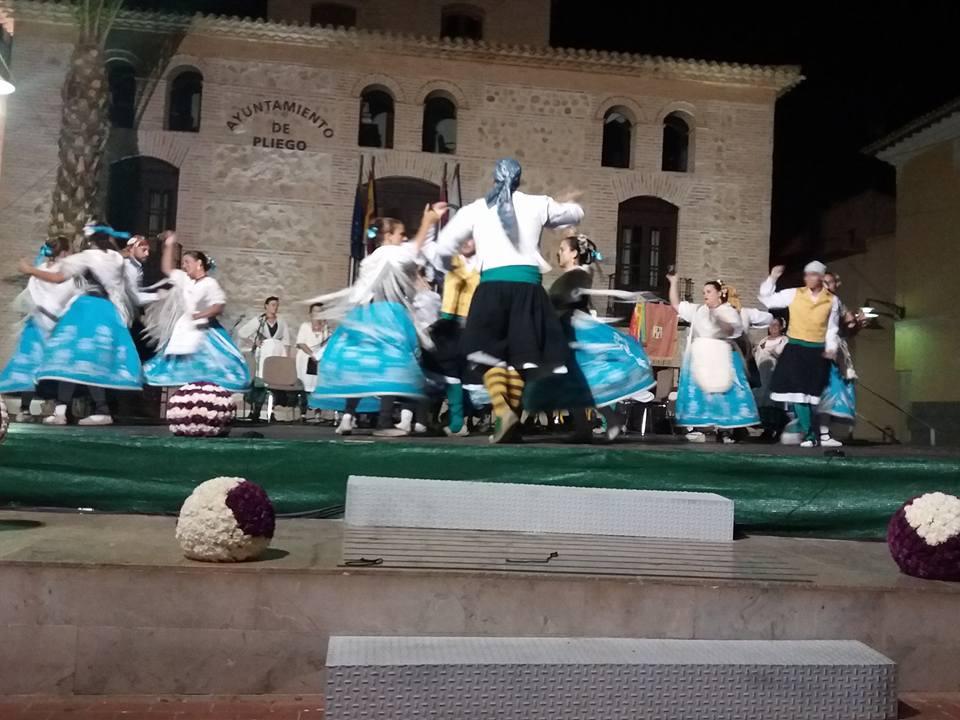 XVI Festival de Folklore Villa de Pliego