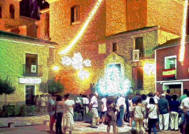 Galería fotográfica actividades y eventos populares Pre-Fiestas Patronales 2017.