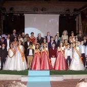 Galería fotográfica Inauguración de Fiestas, Pregón, Homenaje Tercera Edad y Coronación Reinas.
