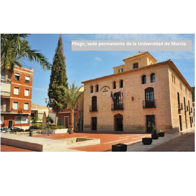 Pliego se convierte en sede permanente de la Universidad de Murcia