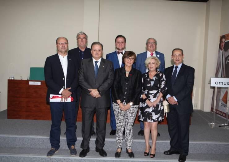 XXX Asamblea General deAmusal Region de Murciae inauguración el Curso de Formación Profesional 2017-2018