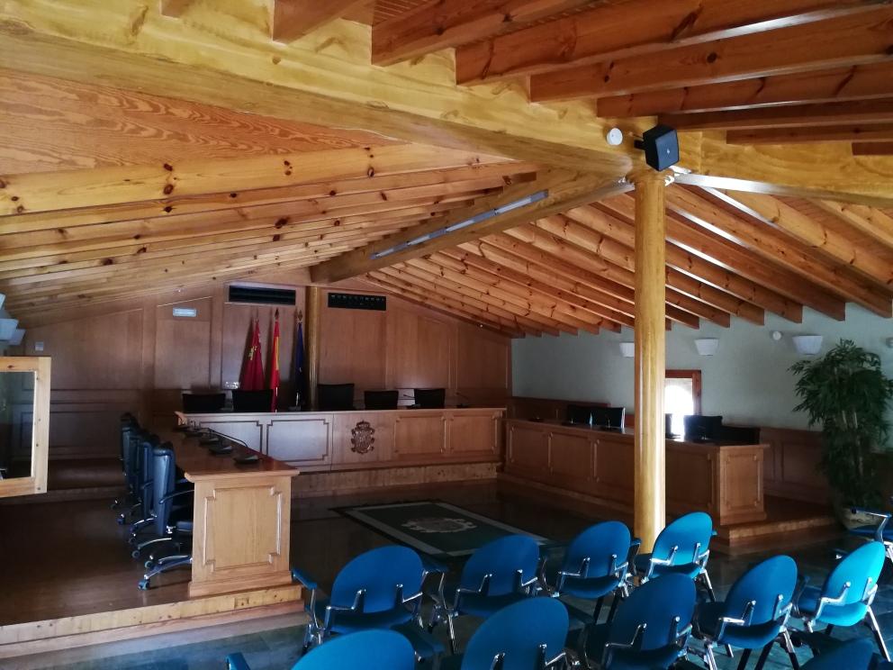 Convocatoria de Pleno Ordinario para el jueves 25 de enero