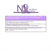 Actividades organizadas con motivo del Día Internacional contra la Violencia de Género para el Viernes 24 de Noviembre
