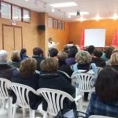 """2ª Sesión Jornadas divulgativas """"Tú sabes, Tú decides"""""""