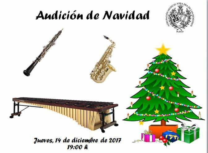 Audiciones de Navidad