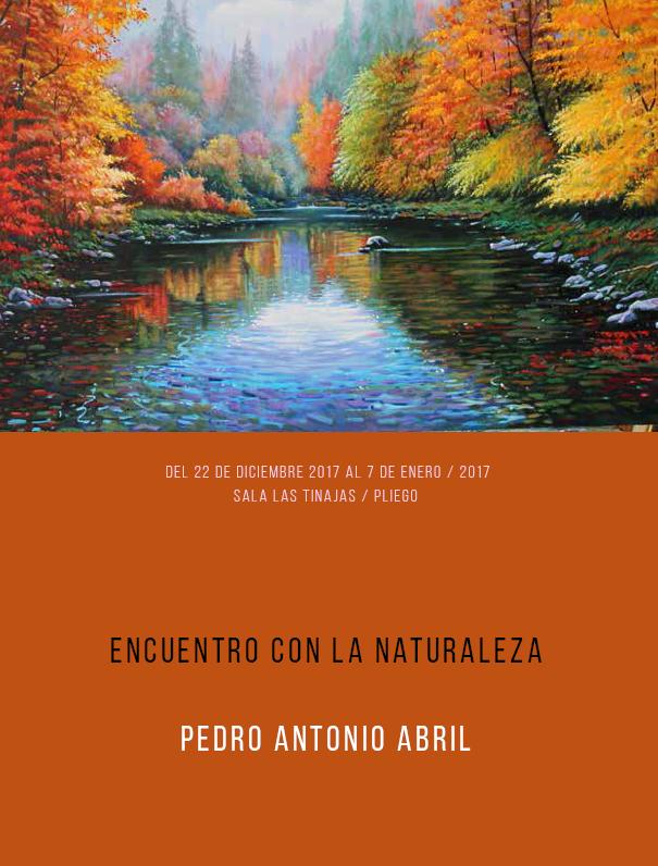 """Inauguración exposición """"Encuentro con la naturaleza"""" en la Sala de las Tinajas"""