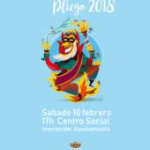 Participa en el Carnaval 2018