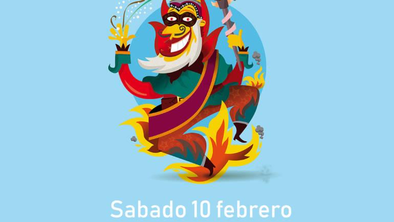 ¡Apúntate al desfile de Carnaval: el plazo acaba el miércoles!