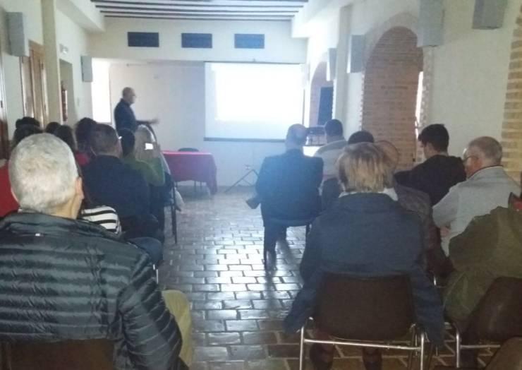 La Comunidad Educativa de Pliego ya conoce el proyecto del nuevo colegio