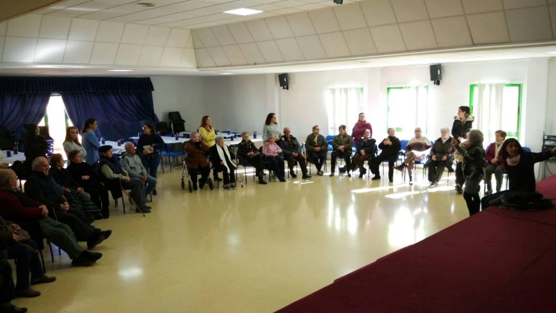 El próximo 22 de febrero se pone en marcha un Servicio de prevención de dependencia para personas mayores