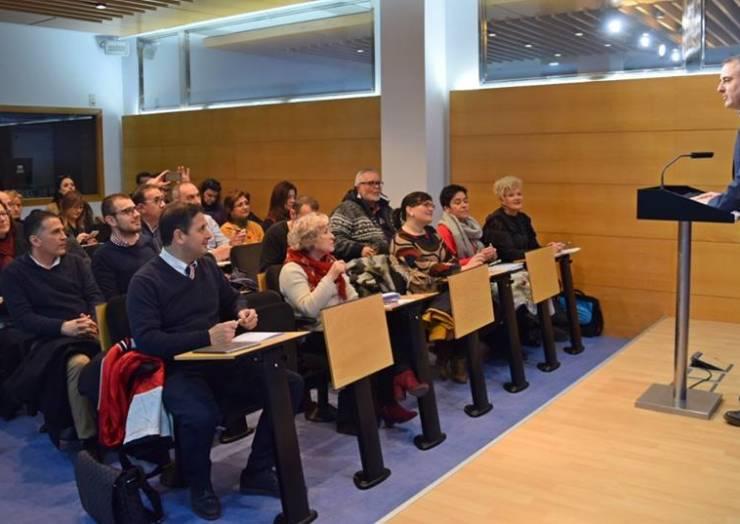 Reunión en Murcia para la promoción del pequeño comercio